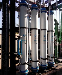 QUA's Q-SEP Membranes Help Company Treat and Recycle Waste Water