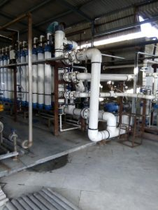 QUA's Q-SEP UF Membranes Used to Treat Textile Effluent